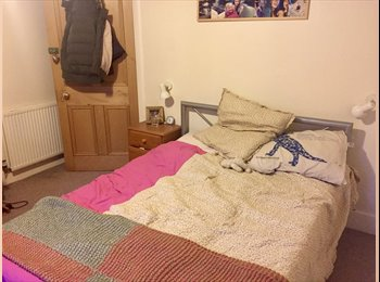 Large double bedroom close to uni