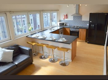 ROOM IN STUDENT FLAT IN JESMOND, AVAILABLE 01/07/17 - £95pw
