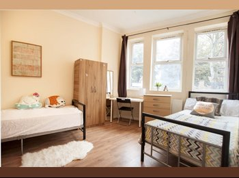 EasyRoommate UK - */ LOVELY DOUBLE ROOM IN EAST HAM !!! /*, Upton Park - £650 pcm