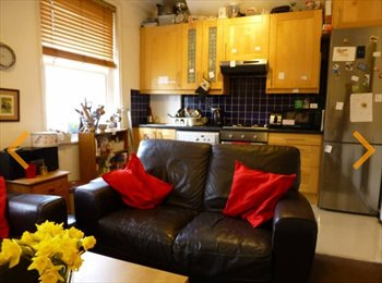 EasyRoommate UK - Double room in friendly flat share, West Ealing - £560 pcm