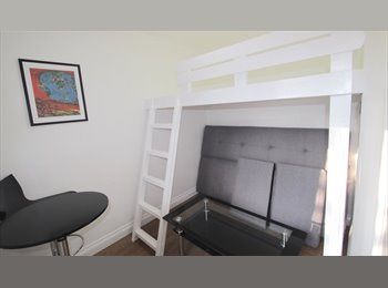 EasyRoommate UK - Double Bedrooms availabe with SKY BEDS , Billing Park - £450 pcm