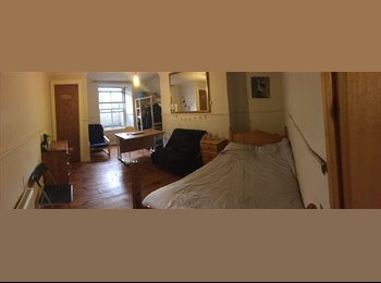 Spacious double bedroom TO RENT on Charing Cross