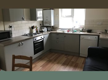 2 Double Rooms Available in Central Shared Maisonette,...