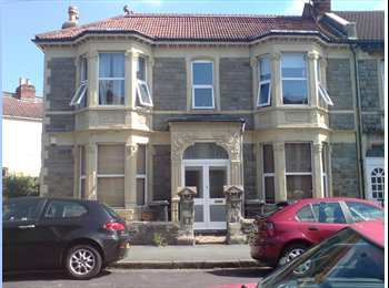 EasyRoommate UK - Large Double Sunny Room, Bristol - £395 pcm
