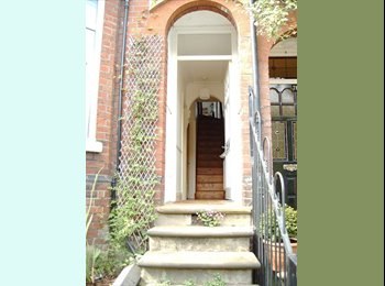 EasyRoommate UK - LARGE DOUBLE ROOM in Victorian Terrace - Central - Norwich, Norwich and South Norfolk - £405 pcm