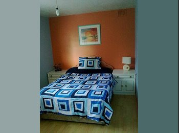 EasyRoommate UK - single and Double Room with parking - Royal Leamington Spa, Leamington Spa - £400 pcm