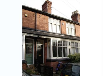 EasyRoommate UK - Room available in shared house near Leicester Uni - Highfields, Leicester - £330 pcm