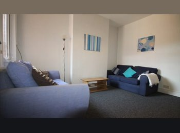 Bills included -  Large furnished double room Barclay St