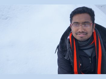 Jinesh  - 26 - Student