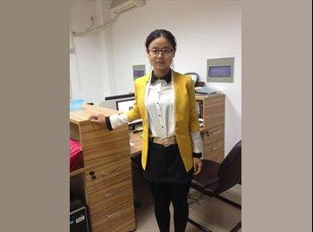 Huizhe  - 26 - Student