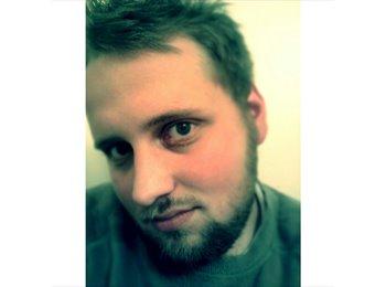 EasyRoommate UK - Krzysztof - 24 - Tuebrook