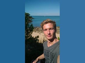 EasyRoommate UK - Arnaud - 20 - Southampton