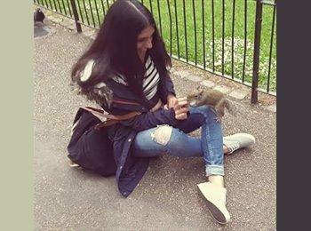 Tamara  - 19 - Student