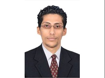 Abdulla - 30 - Student