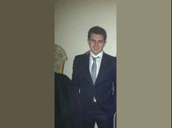 Stelios  - 23 - Student