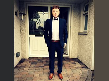 EasyRoommate UK - Aidan - 24 - Basingstoke and Deane