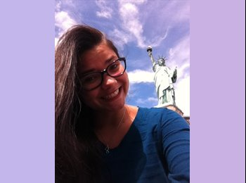 EasyRoommate UK - Alexia - 20 - Edinburgh