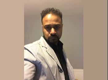 EasyRoommate UK - Majid - 39 - Peterborough