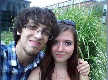 EasyRoommate UK - Zsofia and Matthew - 21 - Welwyn Garden City