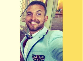 EasyRoommate UK - Alberto - 23 - Newcastle upon Tyne