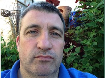 EasyRoommate UK - tony - 47 - East Hampshire and Havant