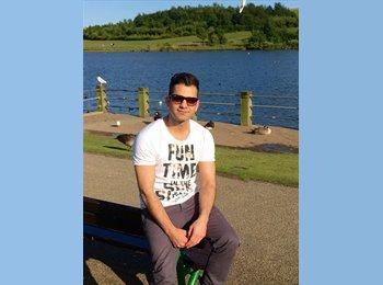 EasyRoommate UK - Yarghal Ahmadi - 26 - Sunderland
