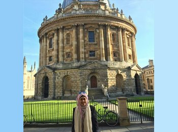 EasyRoommate UK - Ayesha - 23 - Oxford