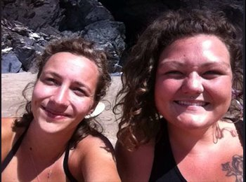 EasyRoommate UK - Rosy and Rachel - 23 - Brighton and Hove