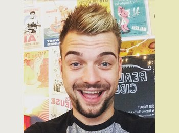 EasyRoommate UK - Shane  - 24 - Bournemouth