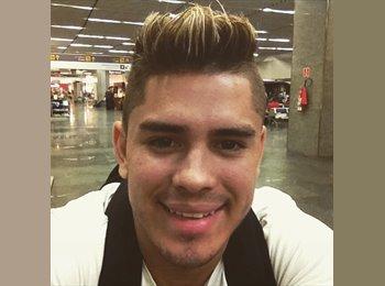 Gabriel Modesto  - 21 - Student