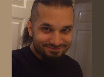 EasyRoommate UK - Isaac - 26 - Brighton and Hove