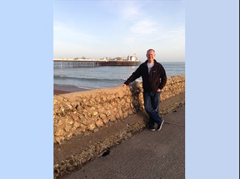 EasyRoommate UK - ADRIAN - 48 - Brighton and Hove