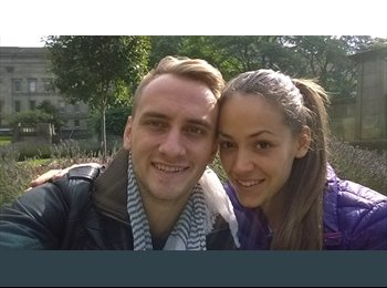 EasyRoommate UK - Bence and Tamara - 22 - Liverpool