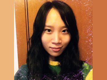 EasyRoommate UK - jiaxi liu - 24 - Sheffield