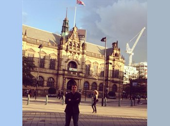 EasyRoommate UK - Abdullah - 24 - Sheffield