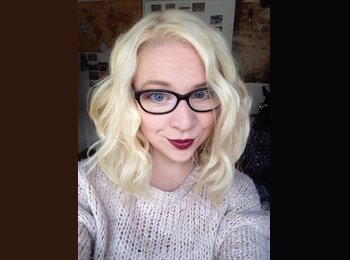 EasyRoommate UK - Hannah - 21 - Bath and NE Somerset