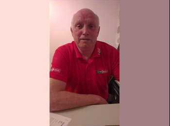 EasyRoommate UK - Alan Morgan  - 60 - Bristol