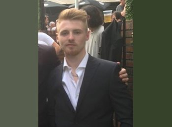 EasyRoommate UK - Jake Donnelly - 21 - Milton Keynes