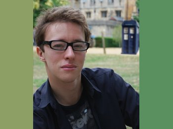 EasyRoommate UK - Keiran Murphy - 30 - Oxford
