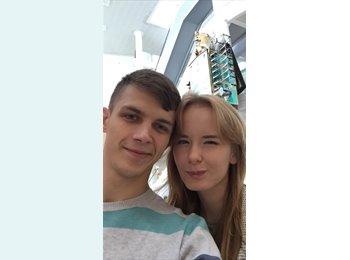 EasyRoommate UK - Pawel and Patricia - 22 - Milton Keynes