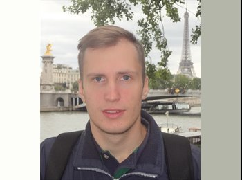 EasyRoommate UK - Maksym Khomenko - 24 - Oxford