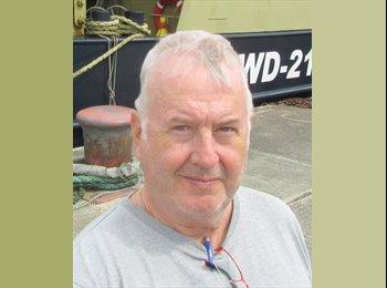 EasyRoommate UK - Mr.Anthony  - 63 - Swansea