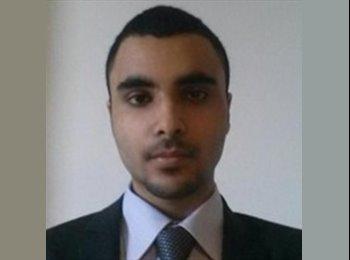 EasyRoommate UK - Ahmed - 23 - Newbury
