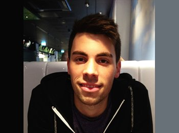 EasyRoommate UK - Matt Hockings - 24 - Bournemouth