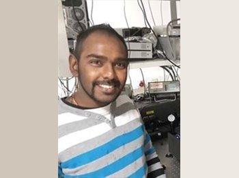 Rahul Jayaprakash - 28 - Professional