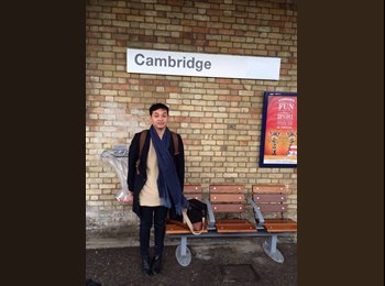 EasyRoommate UK - Samuel - 27 - Cambridge