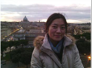 EasyRoommate UK - LiWen - 25 - Edinburgh