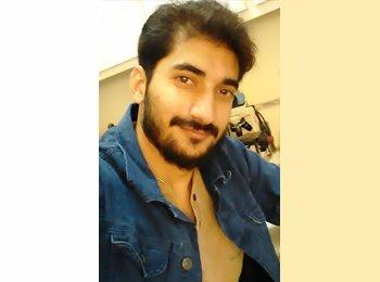 Muhammad Ilyas - 27 - Student