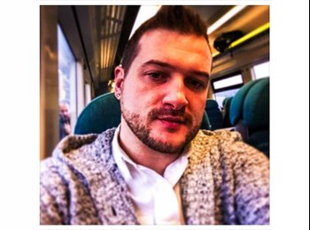 EasyRoommate UK - Ryan - 31 - Brighton and Hove