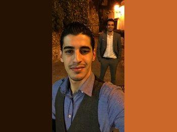 Mahdi Issam  - 20 - Student